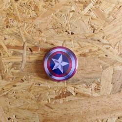 Badge 32mm Captain america