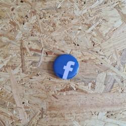 Badge 32mm Facebook