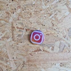 Badge 32mm Instagram