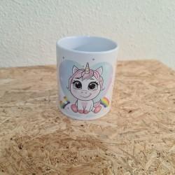 Mug Licorne Addict