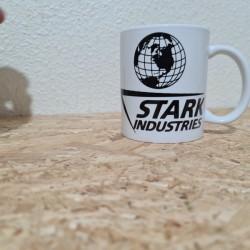 Mug Iron Man Stark Industrie