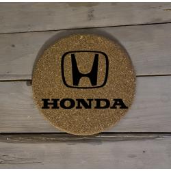 Dessous de plat en liege Honda
