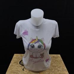 Teeshirt Unicorn addict...