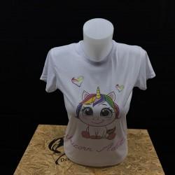Teeshirt Unicorn Addict