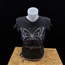 Tee-Shirt Papillon avec prénom