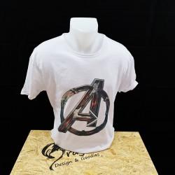 Teeshirt Avengers sublimé