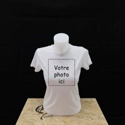 Teeshirt photo sublimé