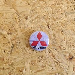Badge 32mm mitsubishi