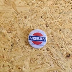 Badge 32mm nissan