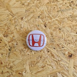 Badge 32mm Honda
