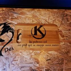 Planche a tapas bambou...