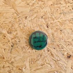 Badge 32mm Hulk