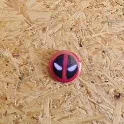 Badge 32mm Deadpool